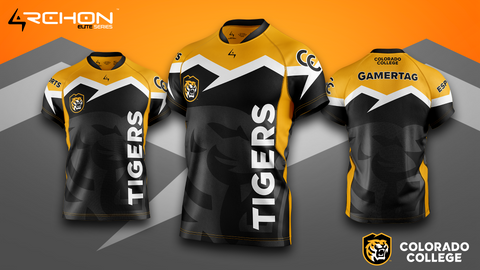 Colorado College Esports - Elite Jersey - Archon Clothing @Nexxiaa