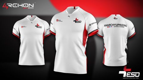 Team ESO Esports - Elite Jersey - Archon Clothing @Nexxiaa