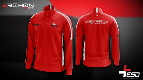 Team ESO Esports - Pro Jacket Red - Archon Clothing @Nexxiaa