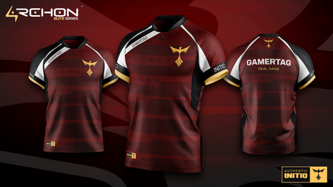 Initio Gaming Esports - Elite Jersey - Archon Clothing @Nexxiaa
