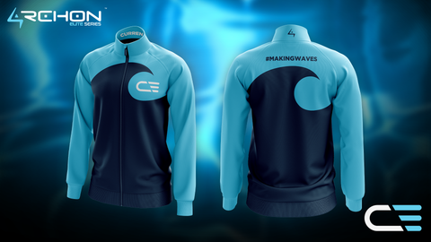 Current Esports - Pro Jacket - Archon Clothing @AllenMcCoyDesigns