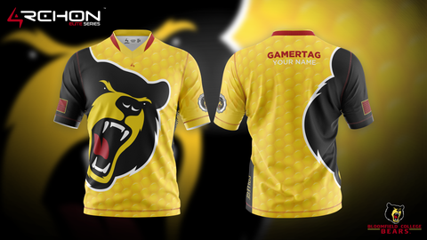 Bloodfield Esports - Pro Jersey - Archon Clothing @AllenMcCoyDesigns