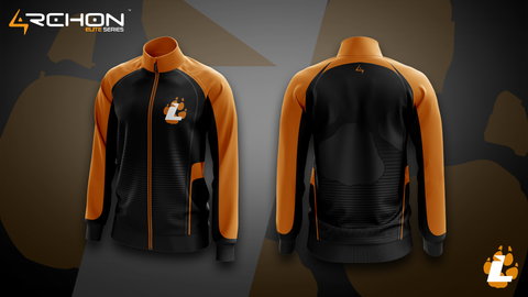 Lourdes High School Esports - Pro Jacket - Archon Clothing @AllenMcCoyDesigns