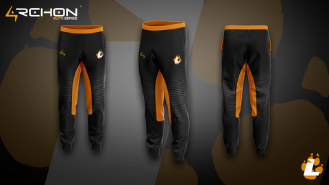 Lourdes High School Esports - Joggers - Archon Clothing @AllenMcCoyDesigns