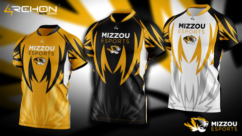 University of Missouri MU Esports - Elite Jersey - Archon Clothing @Nexxiaa