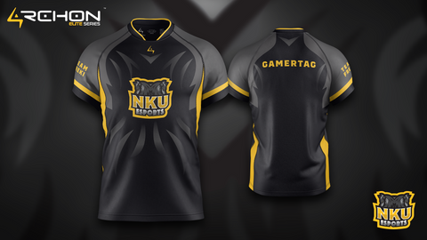 Northern Kentucky State University Esports - Elite Jersey - Archon Clothing @Nexxiaa