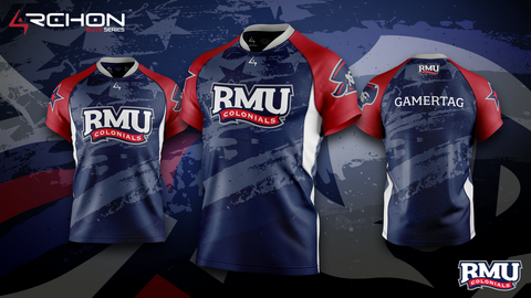 Robert Morris University Esports - Elite Jersey Home - Archon Clothing @Nexxiaa