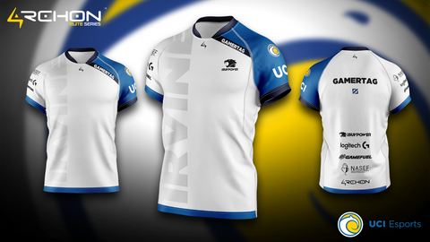 UCI Esports - Elite Jersey Away - Archon Clothing @Nexxiaa