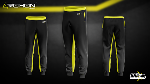 Wired Esports - Joggers - Archon Clothing @AllenMcCoyDesigns
