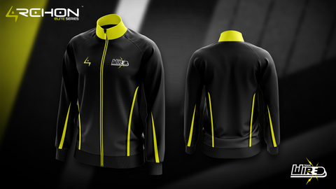Wired Esports - Pro Jacket - Archon Clothing @AllenMcCoyDesigns