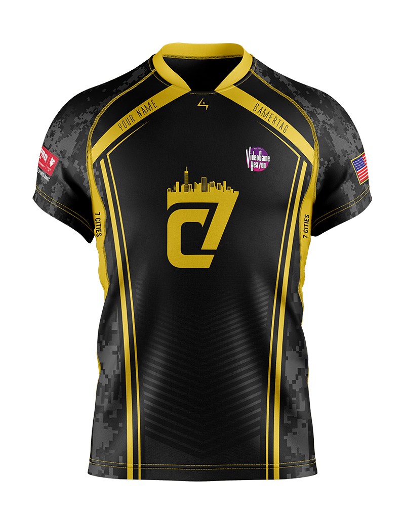 7 Cities Gaming Elite Jersey