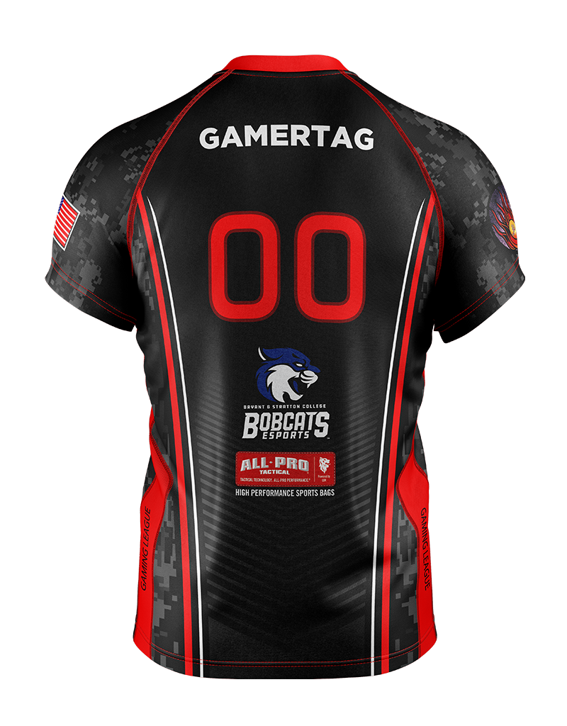 7 Cities Gaming - Elite Jersey - Fire