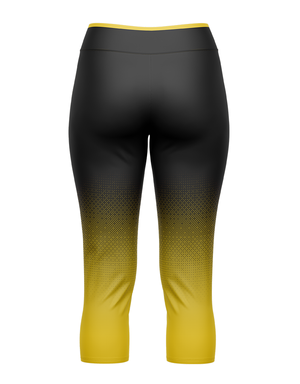 7 Cities Gaming - Pro Leggings - Capri