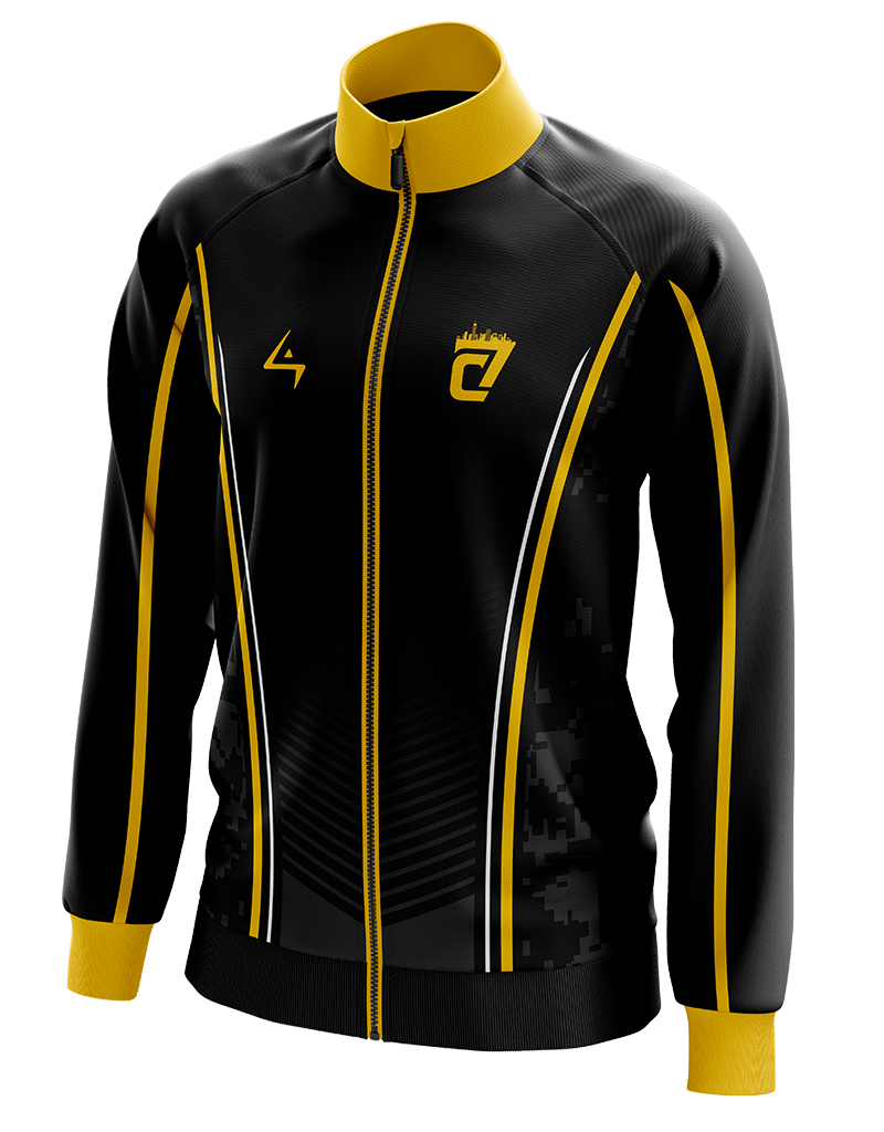 7 Cities Gaming Pro Jacket
