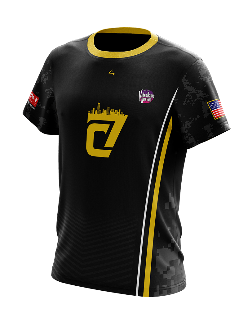7 Cities Gaming - Tech Jersey