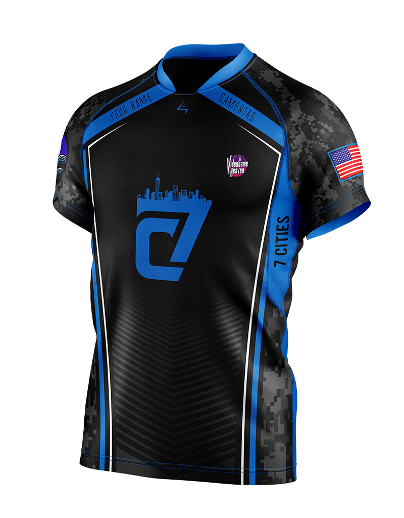 7 Cities Gaming - Water Elite Jersey