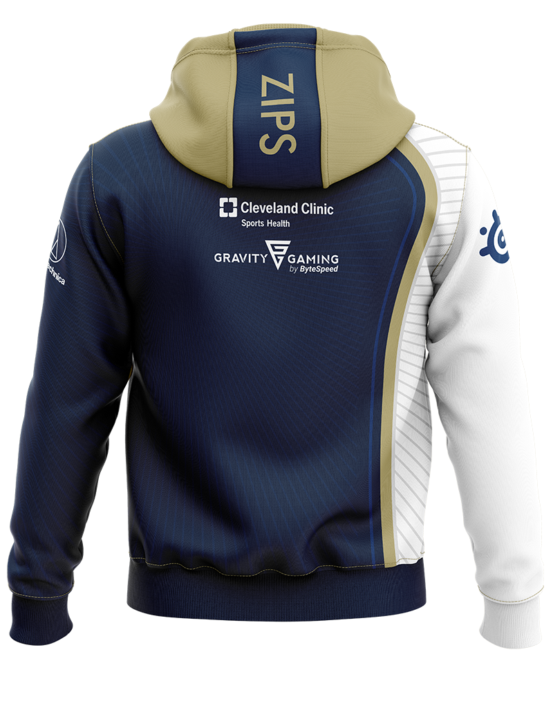 Akron Esports - 2020 Pro Pull Over Hoodie