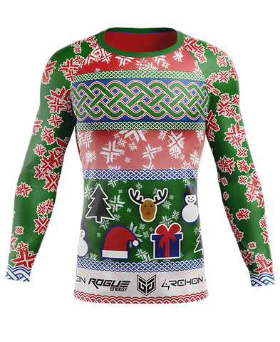 Valhalla Filthy Christmas Crew Neck
