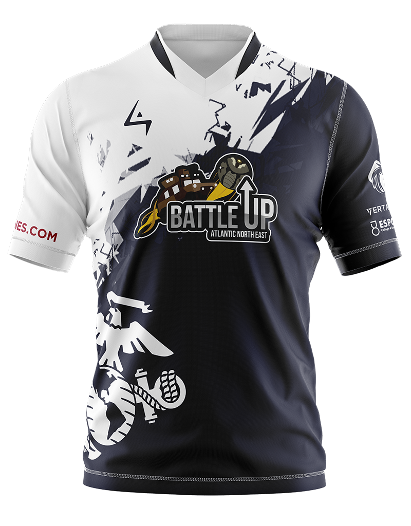 Dragonline Pro Jersey - Battle UP Atlantic North East