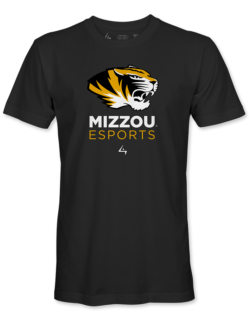 Mizzou Esports - Heathered Team T-Shirt