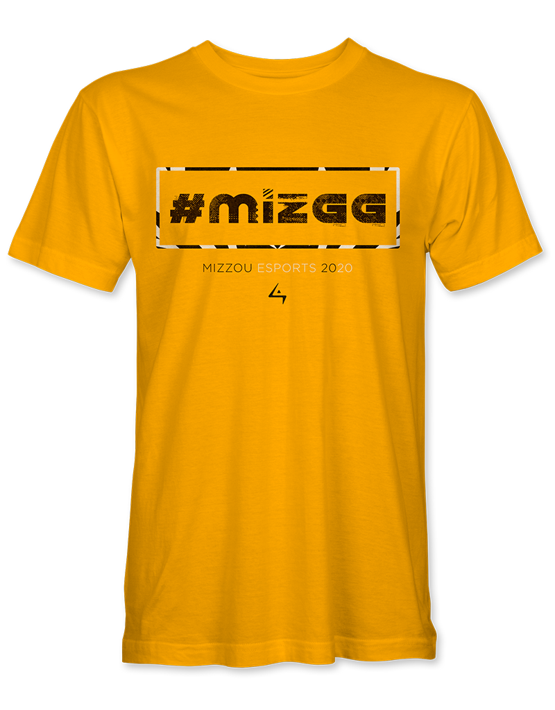 Mizzou Esports - LIMITED LAUNCH EDITION - Team Shirt