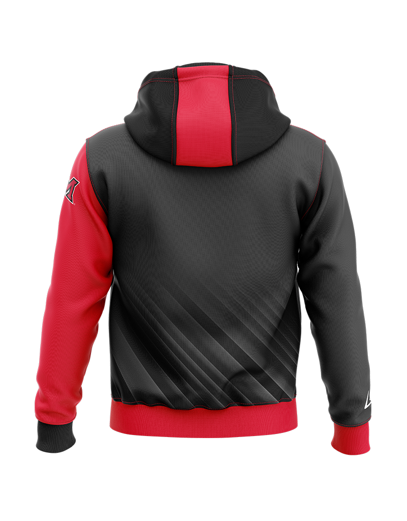 Miami Esports - Red Hawk Zip Hoodie
