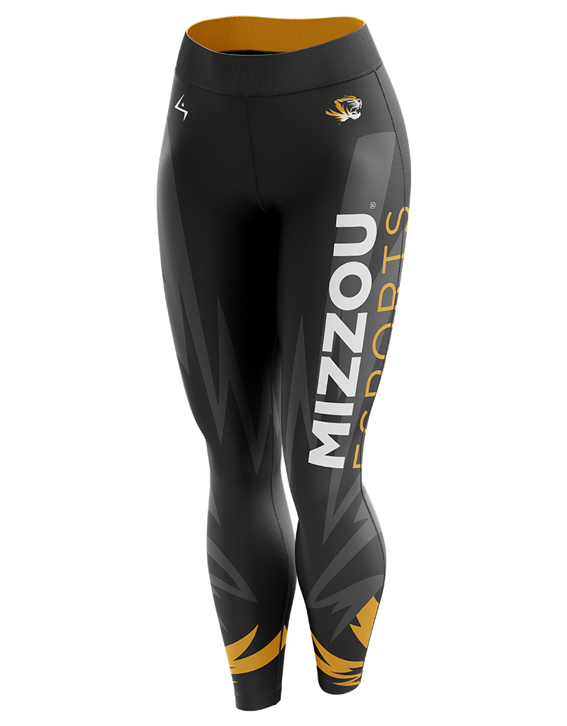 Mizzou Esports Pro Woman's Leggings