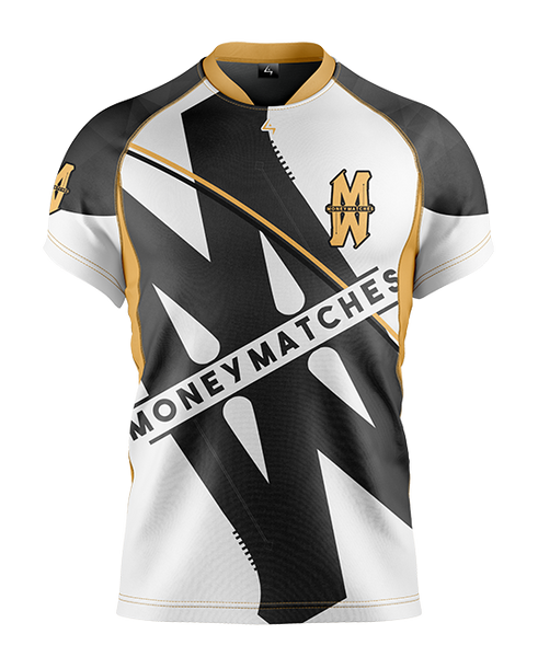 Money Matches Elite Jersey - White