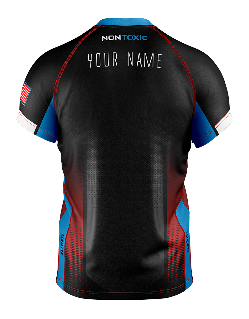 NonToxic Gamers - Moon City - Elite Jersey