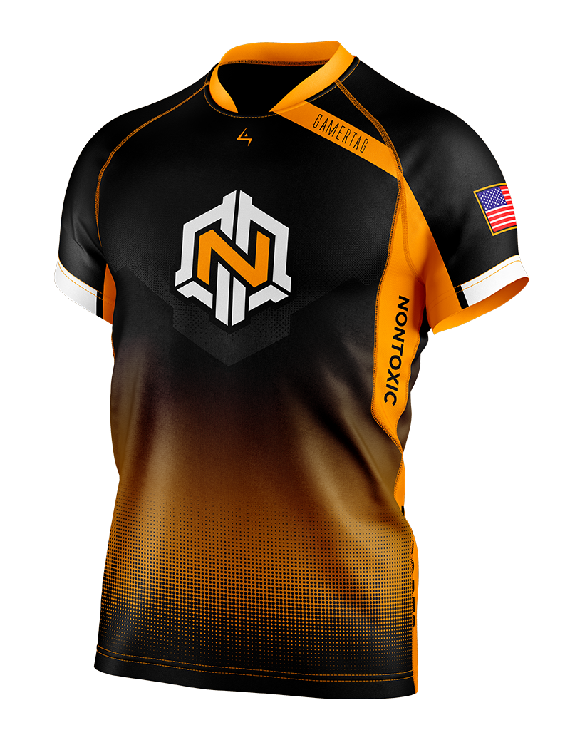 NonToxic Gamers - SOGWolf - Elite Jersey