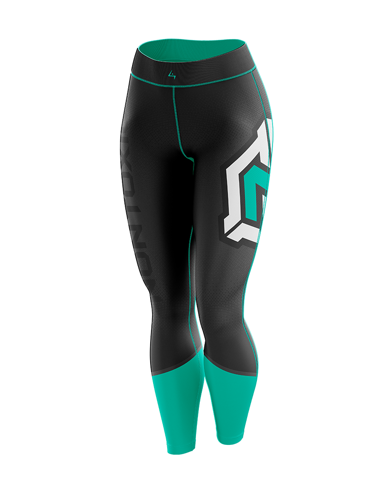 NonToxic Gamers - Souljiah - Pro Leggings - Long