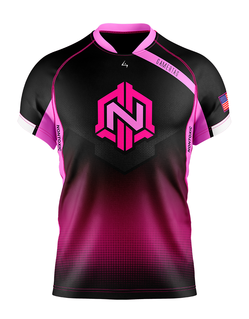 NonToxic Gamers - Squidz - Elite Jersey