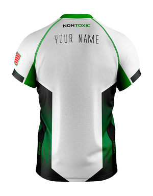NonToxic Gamers - Elite Jersey - White