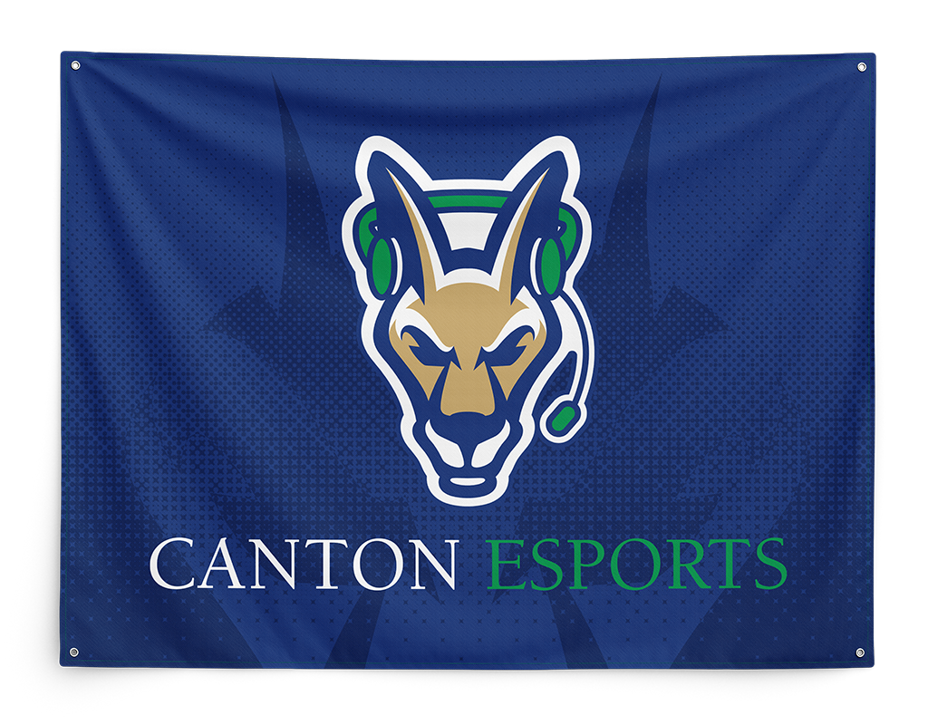 SUNY Canton - Team Flag