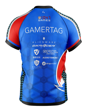 Splitgate - Elite Jersey - Blue Team