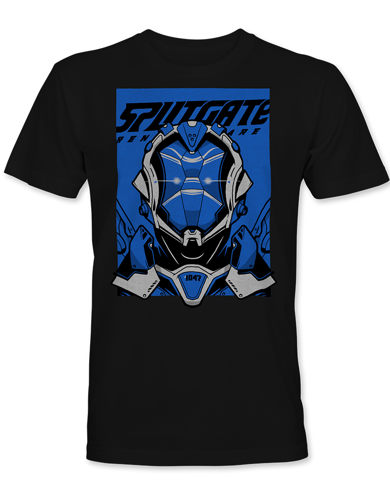 Splitgate - Soldier - Premium Tee - Black
