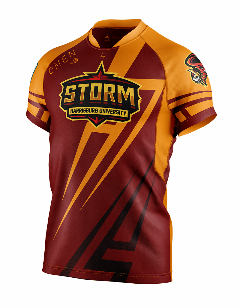 HU Storm Team Jersey - Elite Series