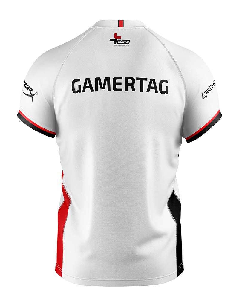 Team ESO Elite Jersey - White