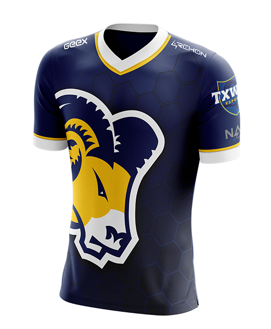 TxWes Official Team Jersey