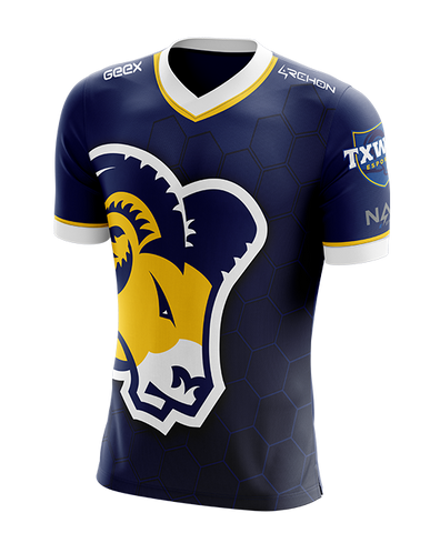 Texas Wesleyan Official Team Jersey