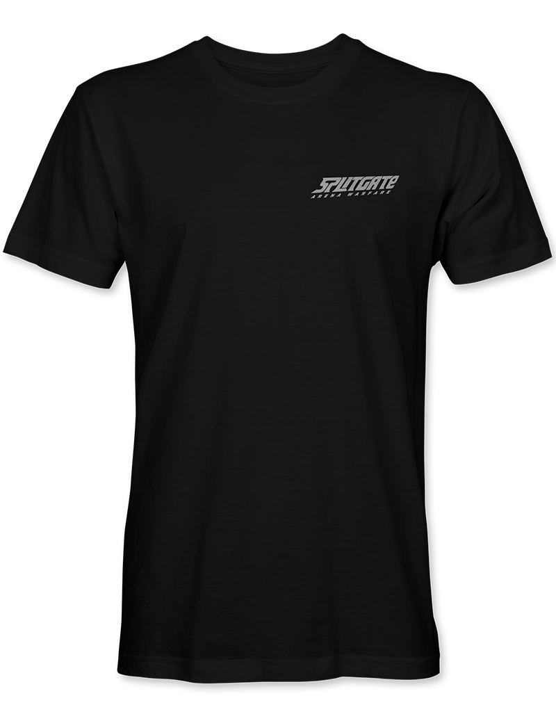 Splitgate - Logo T-Shirt - Black