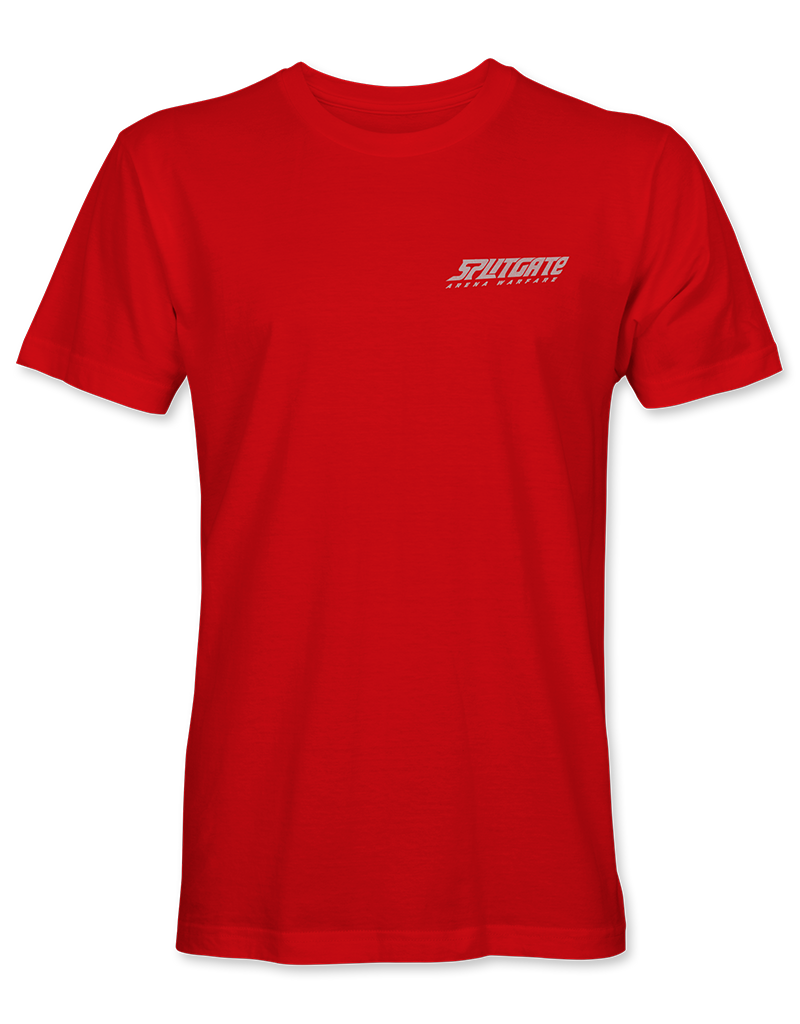 Splitgate - Logo T-Shirt - Red