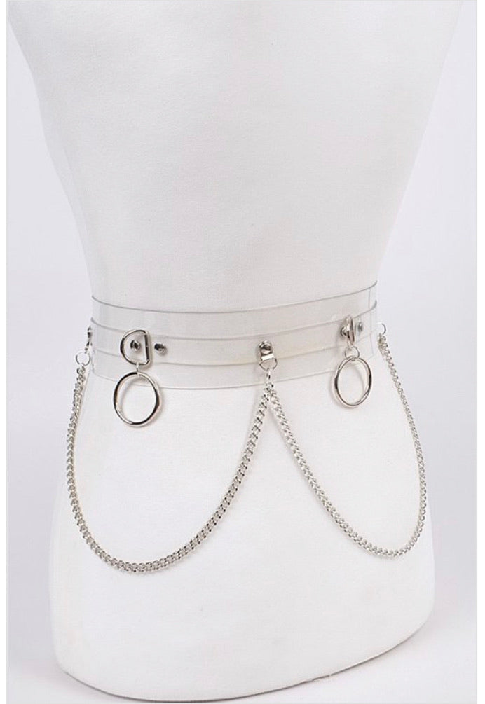 Libby Chain Belt
