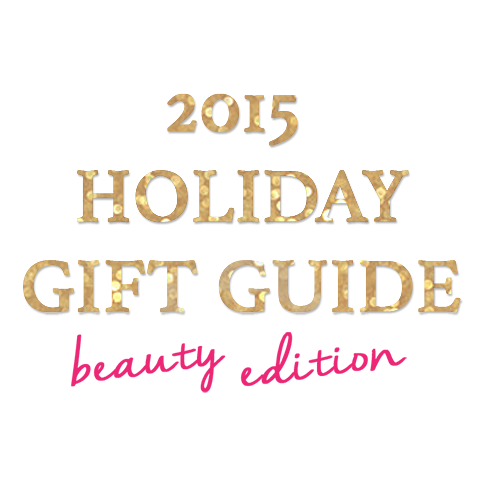 Cheerful Chic 2015 Holiday Gift Guide - Beauty Edition