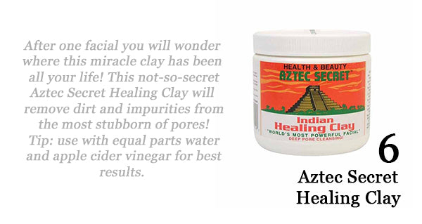 Cheerful Chic 2015 Holiday Gift Guide - Beauty Edition - Aztec Indian Secret Healing Clay Mask