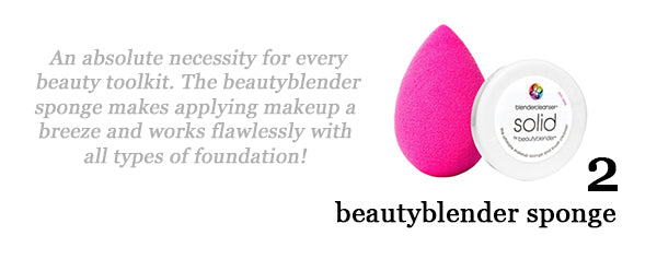 Cheerful Chic 2015 Holiday Gift Guide - Beauty Edition - Beautyblender Sponge