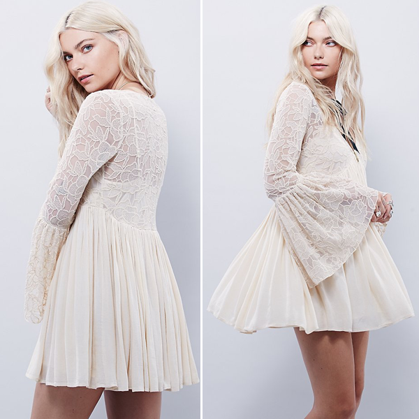 Free People: With Love Dress