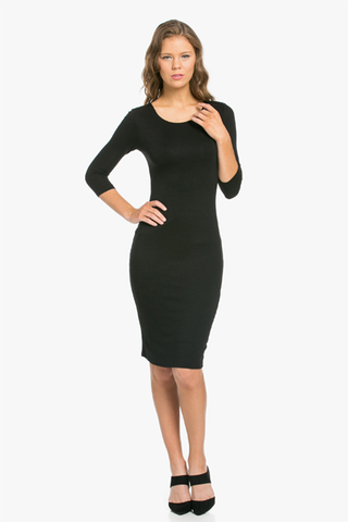 Bodycon Date Night Dress