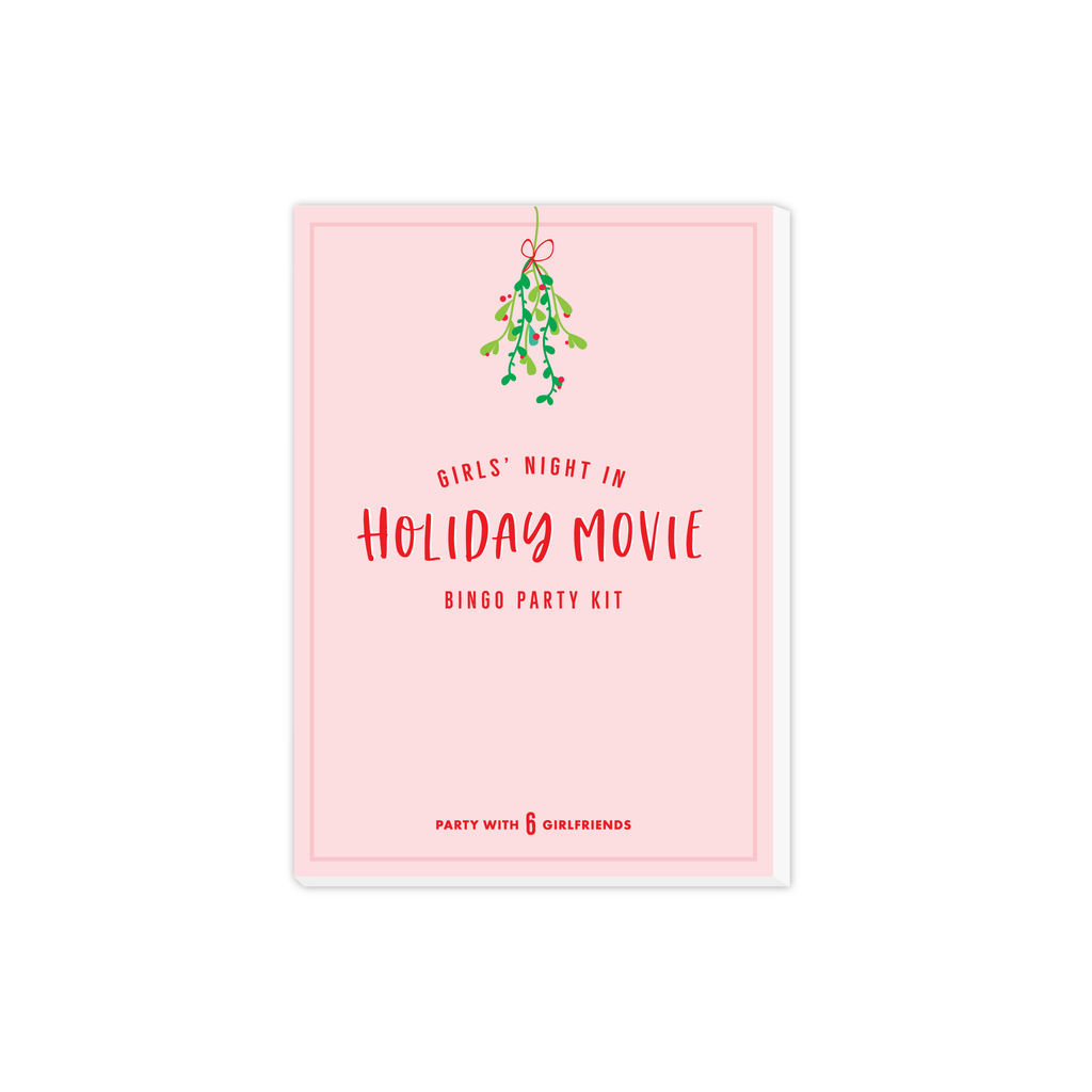 Holiday Movie Bingo Party Kit