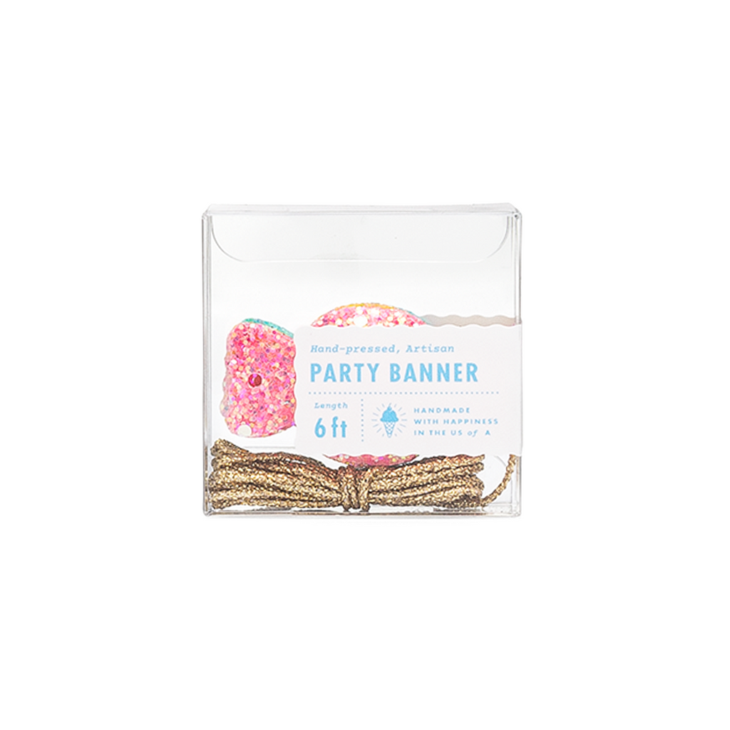 Whimsy Candy Banner